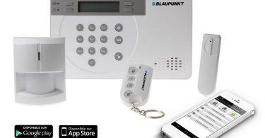 Alarme maison Blaupunkt SA2700 FR